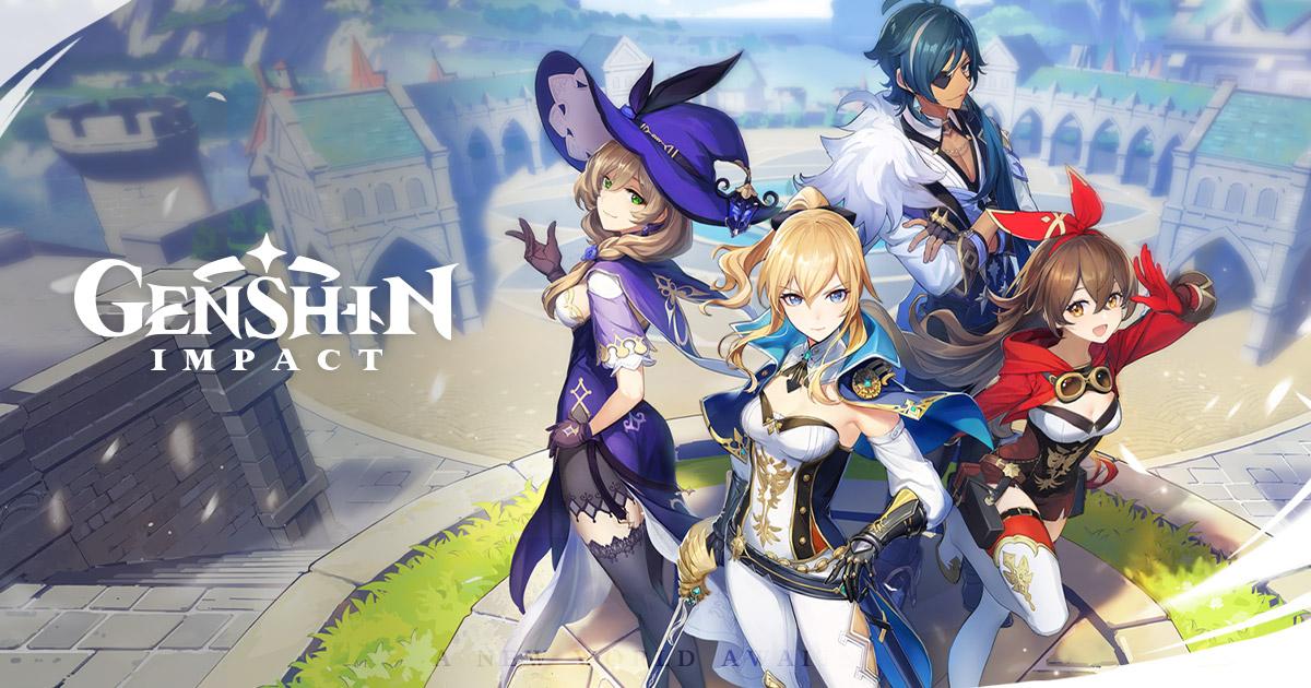 genshin.mihoyo.com